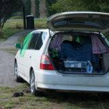 How to make a mosquito net for your New Zealand car – Backpacking Tips