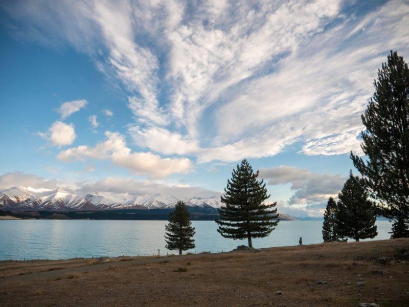 Lake Pukaki view