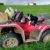 Quad Bike on a farm