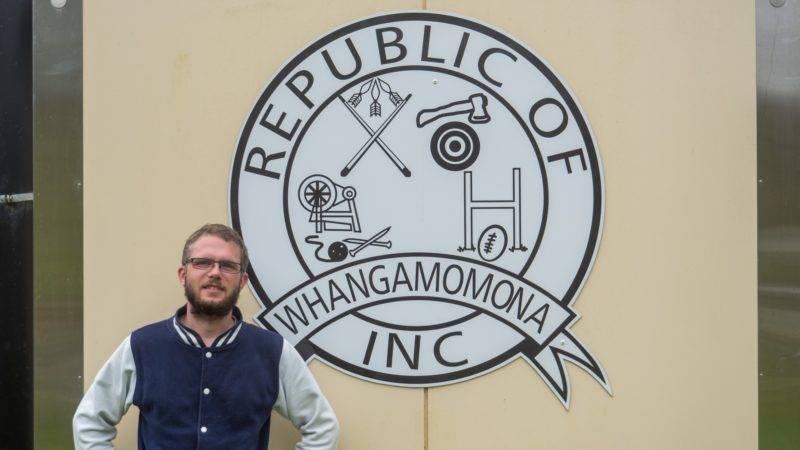 Repubilc Whangamomona