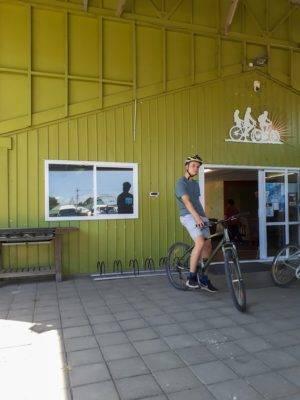 Bicycle tour in Opotiki