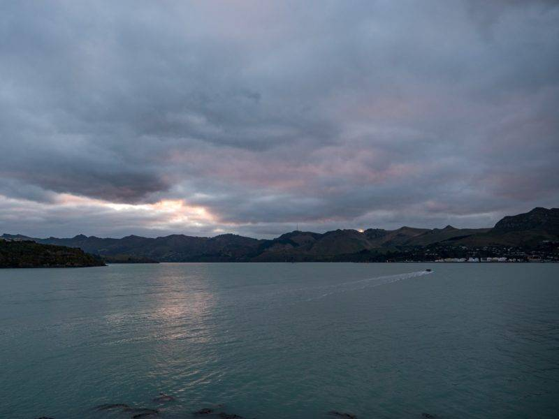 Diamong Harbour and Lyttelton