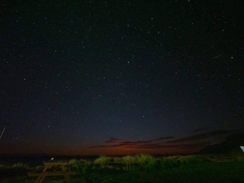 Night sky in Kaikoura