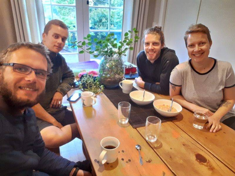 Meeting the Vanvagabonds