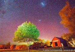 Southern lights in glenorchy