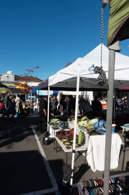 Farmers Market in Nelson at Montgomery Square