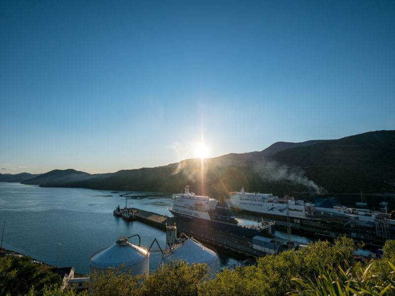 Picton Harbour Viewpoint