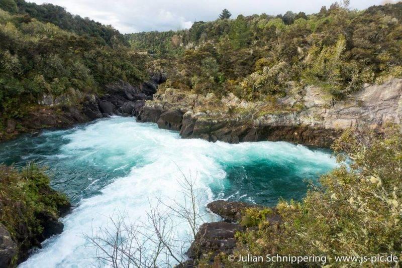 Aratiatia Rapids Taupo
