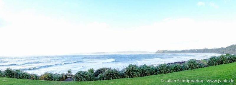 Ngarunui Beach & Manu Bay Beach in Raglan